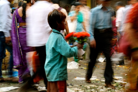 11.8% of children in India are forced into child labour, UNICEF 2002-2012.