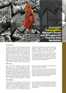 Sanitation brochure